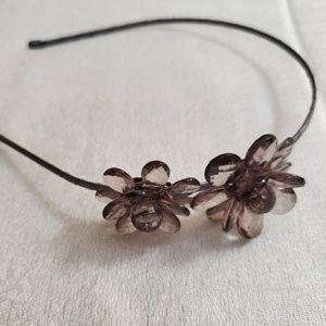 LOFT Floral Cluster Headband #454